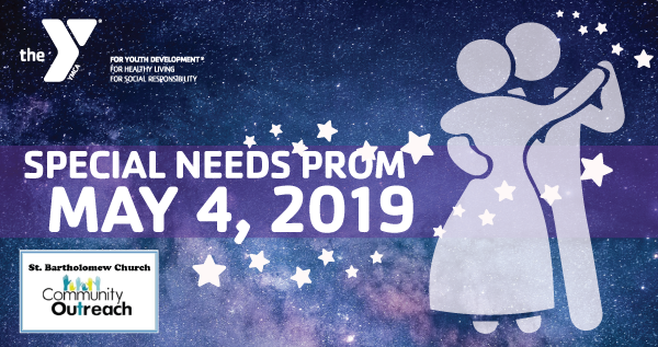 Summit Area YMCA Partners with St. Bartholomew's Church and Fanwood-Scotch Plains YMCA to Host Starry Starry Night Special Needs Prom