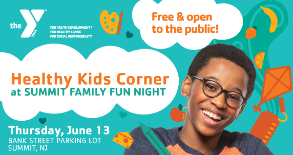 The Summit Area YMCA Partners with Summit Downtown and Local Organizations to Awaken Summer Imagination in Kids