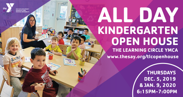 The Learning Circle YMCA All-Day Kindergarten Open House
