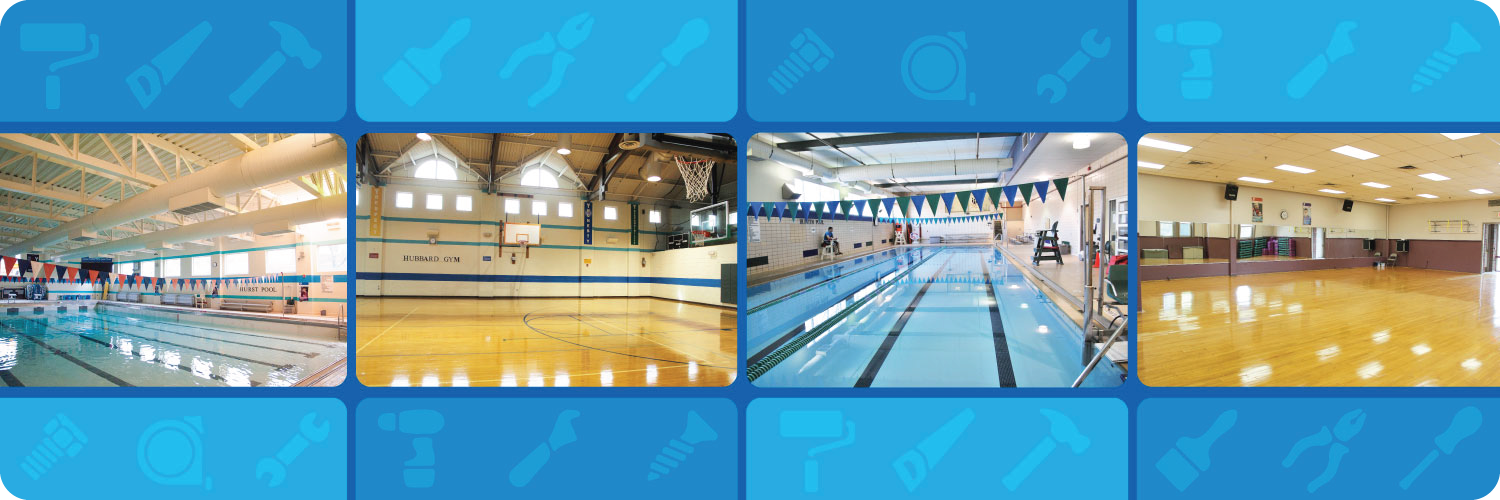Facility Closures Annual Maintenance at the Summit YMCA