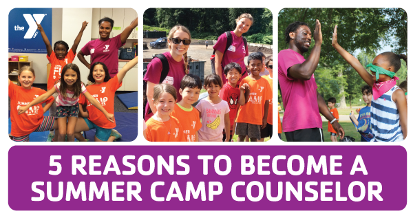 5 Reasons to Become a Summer Camp Counselor