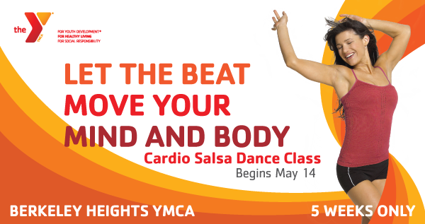 Cardio Salsa Debuts at the Berkeley Heights YMCA