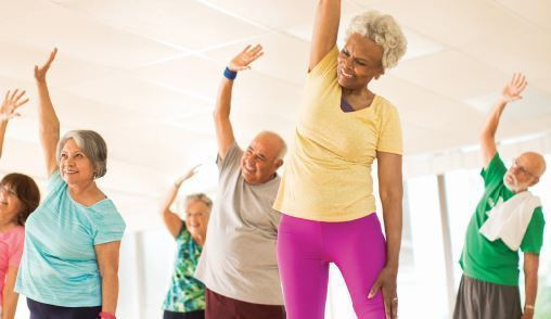 Summit YMCA Offers Enhance® Fitness Class for Seniors