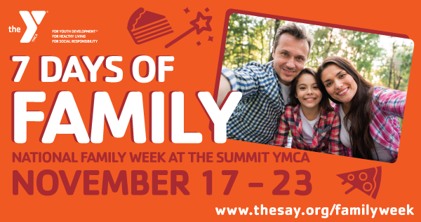 7 Days of Family - National Family Week