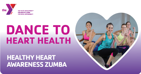 Dance to Heart Health with a Special Zumba Class!