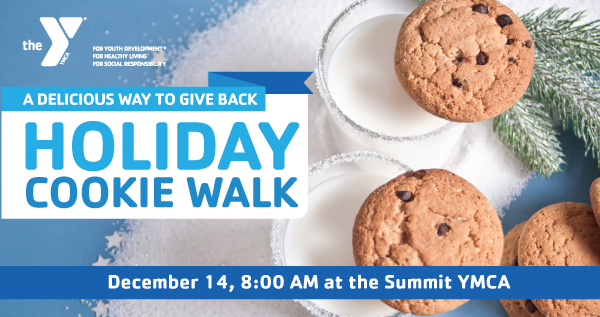 Holiday Cookie Walk Hosted by the Togetherhood Commitee