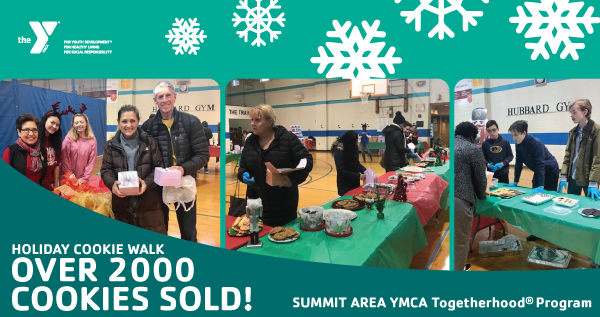 Holiday Cookie Walks Sells Over 2000 Cookies!