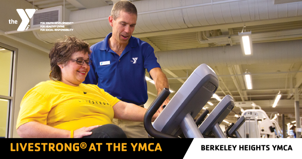 Renew at the Berkeley Heights YMCA LIVESTRONG® at the YMCA Program
