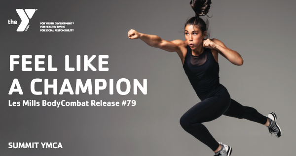 Les Mills BodyCombat Release #79 Comes to Summit!