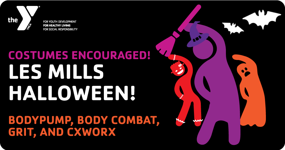 A Ghoulishly-Good Workout is Coming to You This Halloween!
