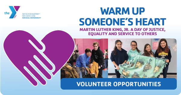 Celebrate Martin Luther King, Jr. A Day of Justice, Equality and Service to Others With Volunteerism