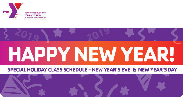 Start On Day One -  Enjoy New Year's Eve And New Year's Day Group Fitness Classes!