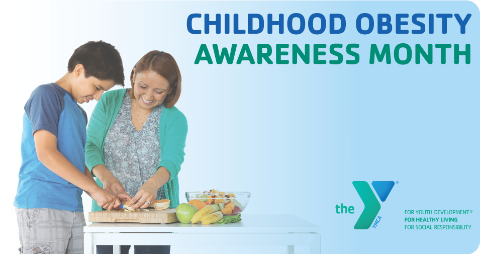 Summit Area YMCA Healthy U Program Recognizes Childhood Obesity Awareness Month