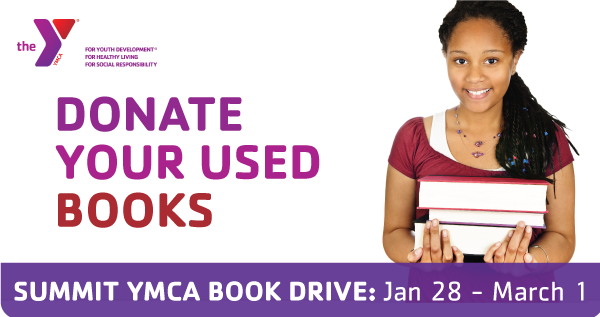 Spread the Knowledge. Donate Your Used Books!