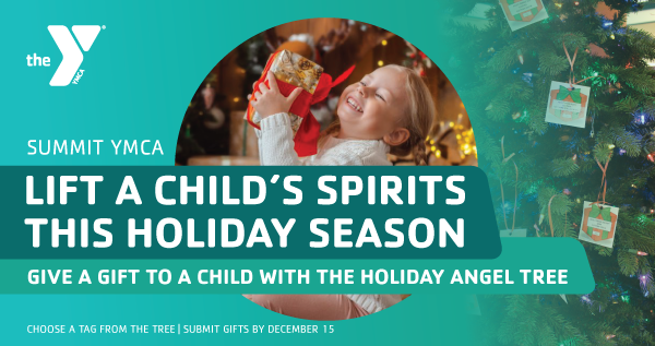 Make Someone Smile, Contribute to the Holiday Angel Tree!