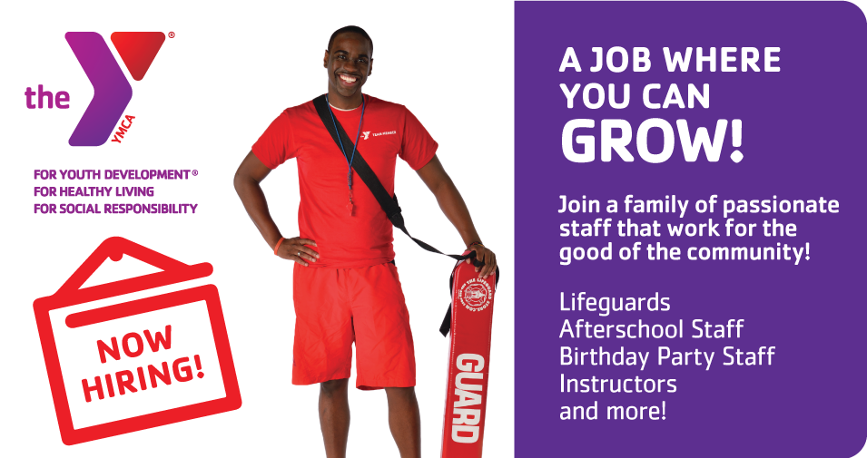 Join our team at the Summit Area YMCA!