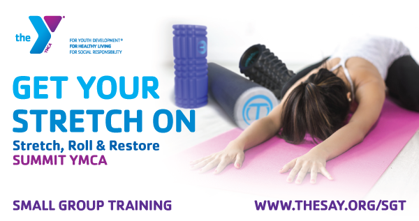 Foam Roll & Stretch Your Way to Success - NEW Small Group Training Class