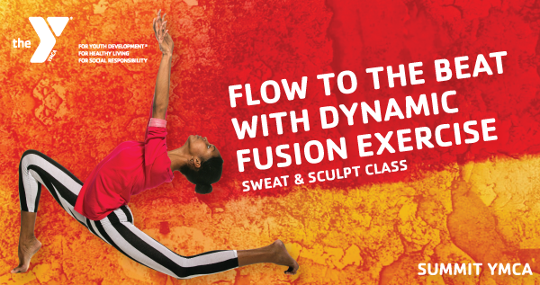 Flow to the Beat in Sweat & Sculpt, a Fusion Yoga Class!