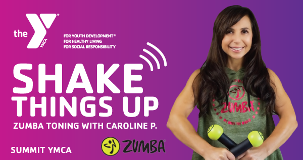 NEW! Shake Things Up with Zumba Toning!