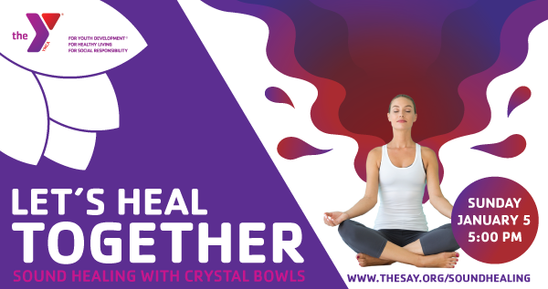 Heal Together with Sound Healing Yoga