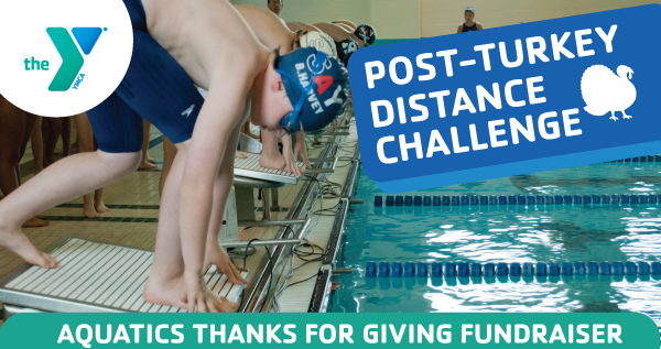 Post-Turkey Distance Challenge | Thanks for Giving Event