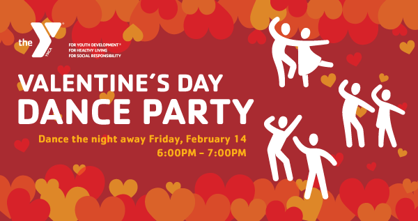 Dance The Night Away on Valentine's Day