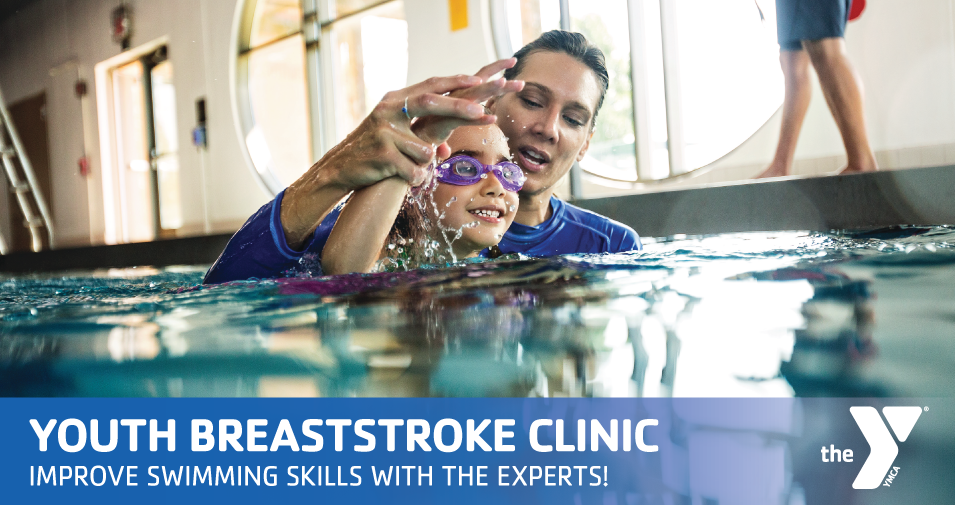 Youth Breaststroke Clinics | Improve Swimming Skills with the Experts!