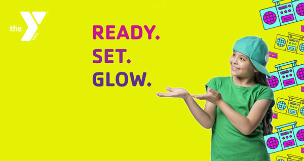 Ready Set Glow Party - Middle School Dance on April 5