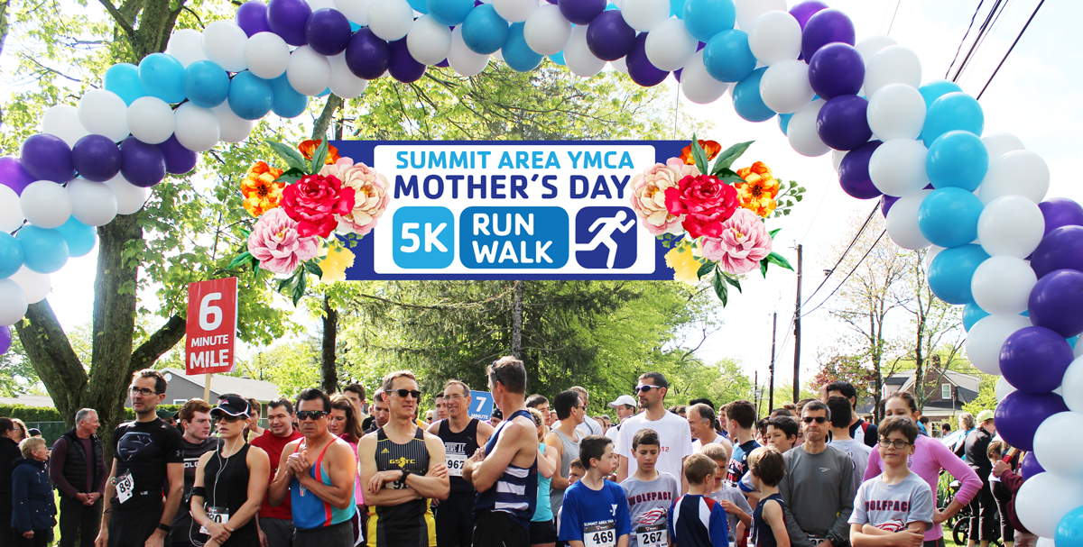 Summit Area YMCA Mother\'s Day 5K Run/Walk | Summit Area YMCA