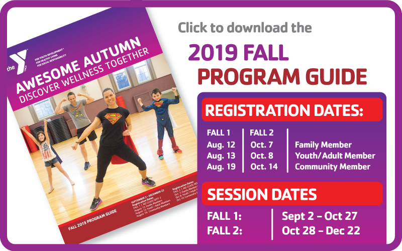 Online Registration | Summit Area YMCA