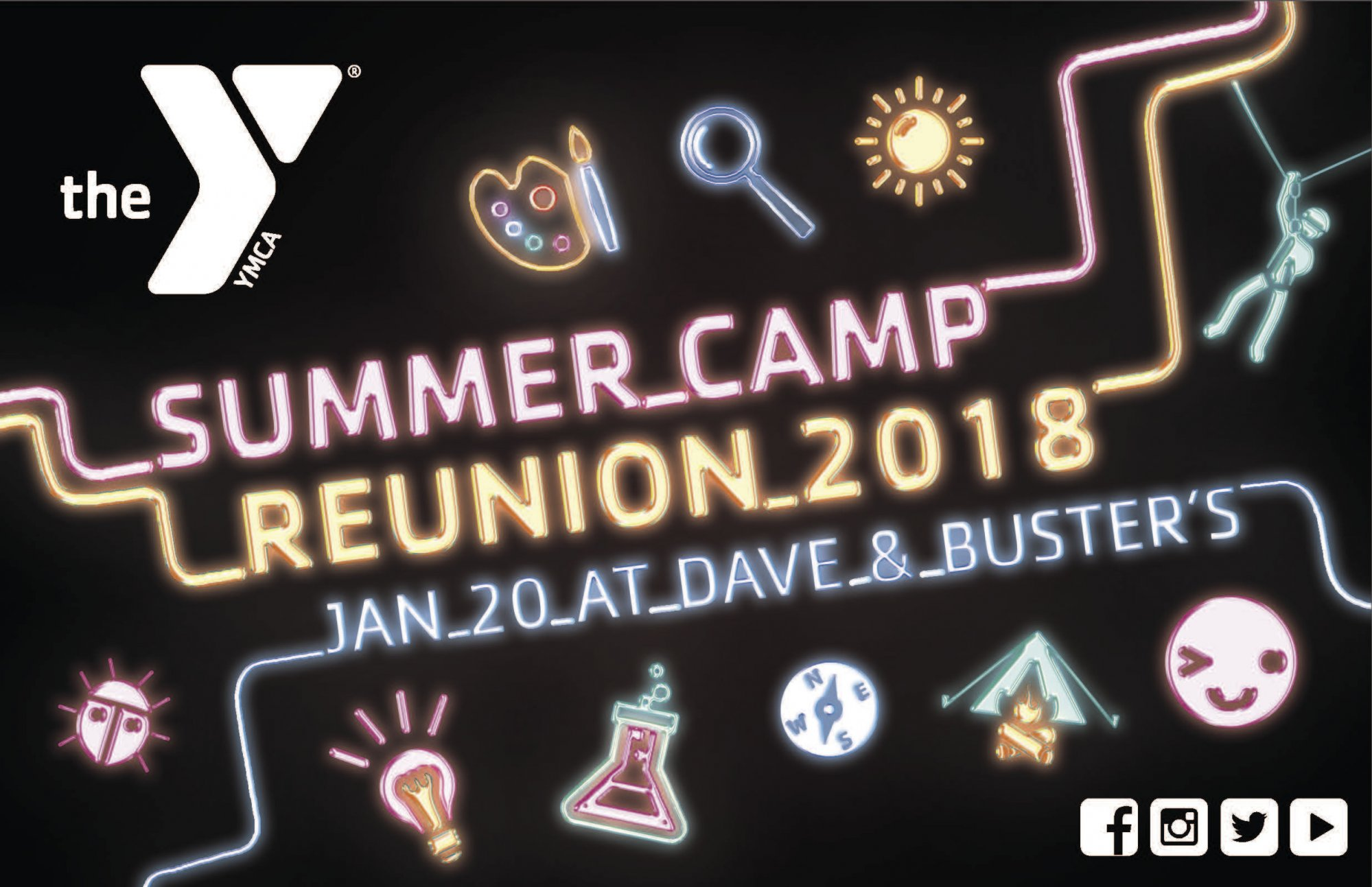 2018 Summer Camp Reunion