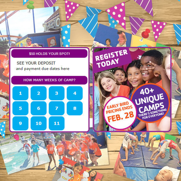 Summer Camp Specials | Summit Area YMCA